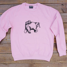 Bear and unicorn jumper