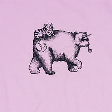 pink bear jumper