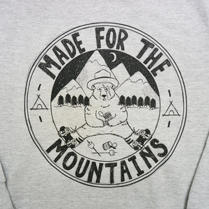 made for the mountains sweater