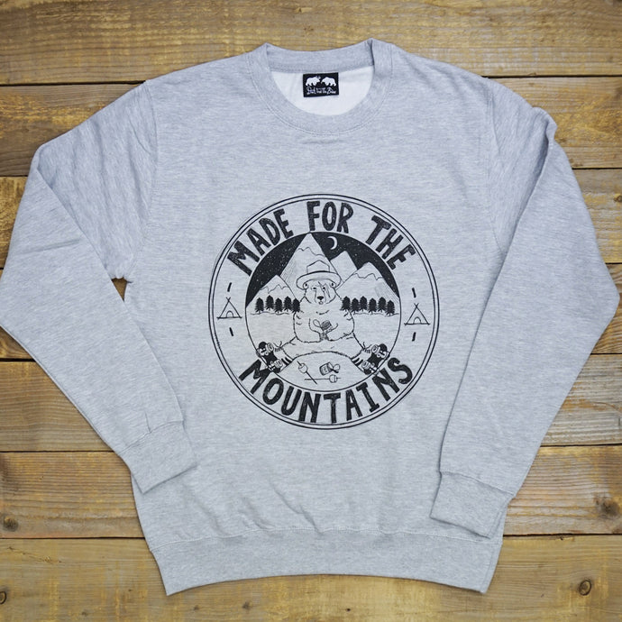 made for the mountains jumper