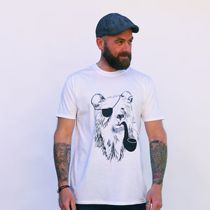 'Pirate Bear' T-Shirt