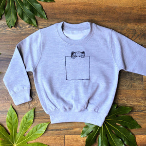Pocket Bear kids Jumper