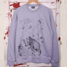 bear geek sweater