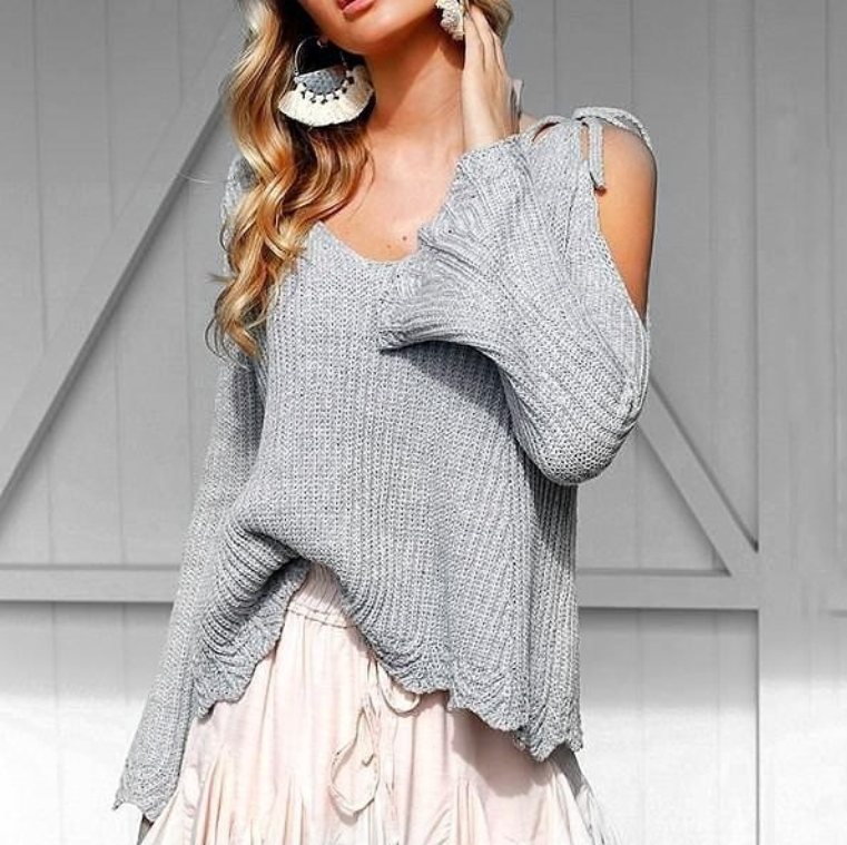 Elliana Sweater