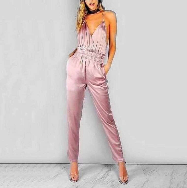 Alexa Dusty Jumpsuit