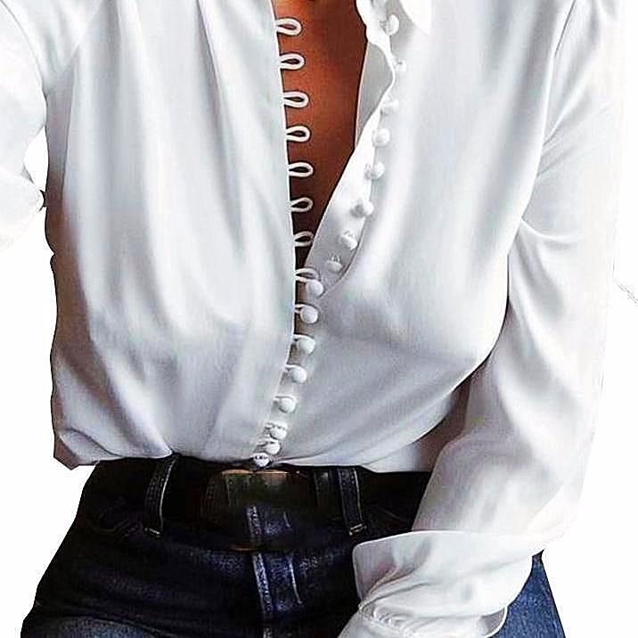 Elegant Slim Blouse
