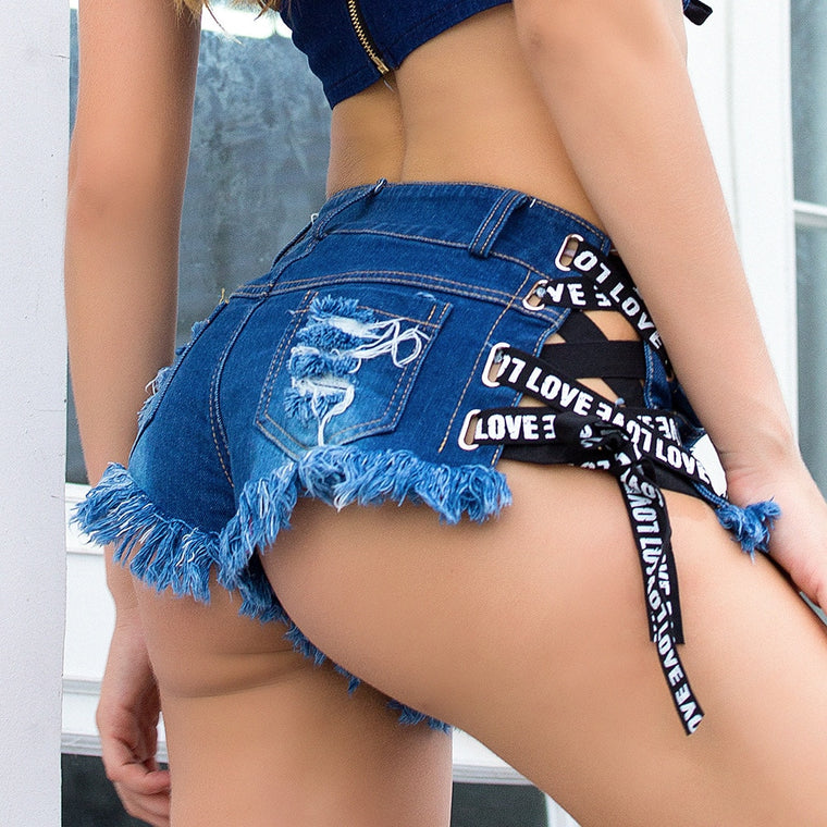 Gwen Denim Short