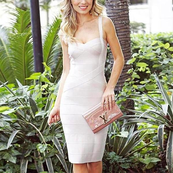 Alexa Bodycon Dress