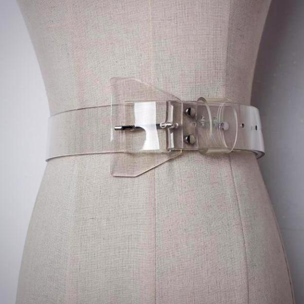 Autumn Transparent Belt