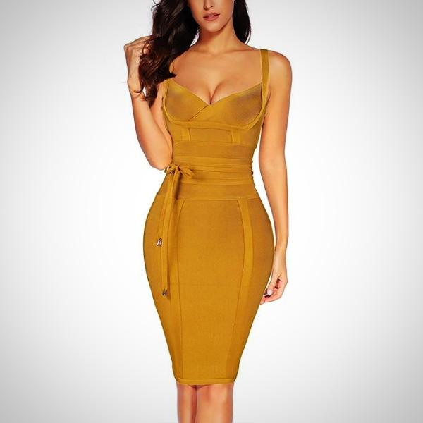Hariet Bandage Dress