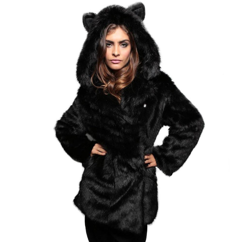 Paige Fur Coat