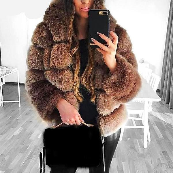 Claude Fur Coat