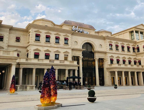 Galeries Lafayette in Doha