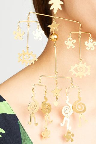 Mobile Earrings - Kalmar