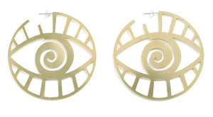 Eye Earrings - Kalmar