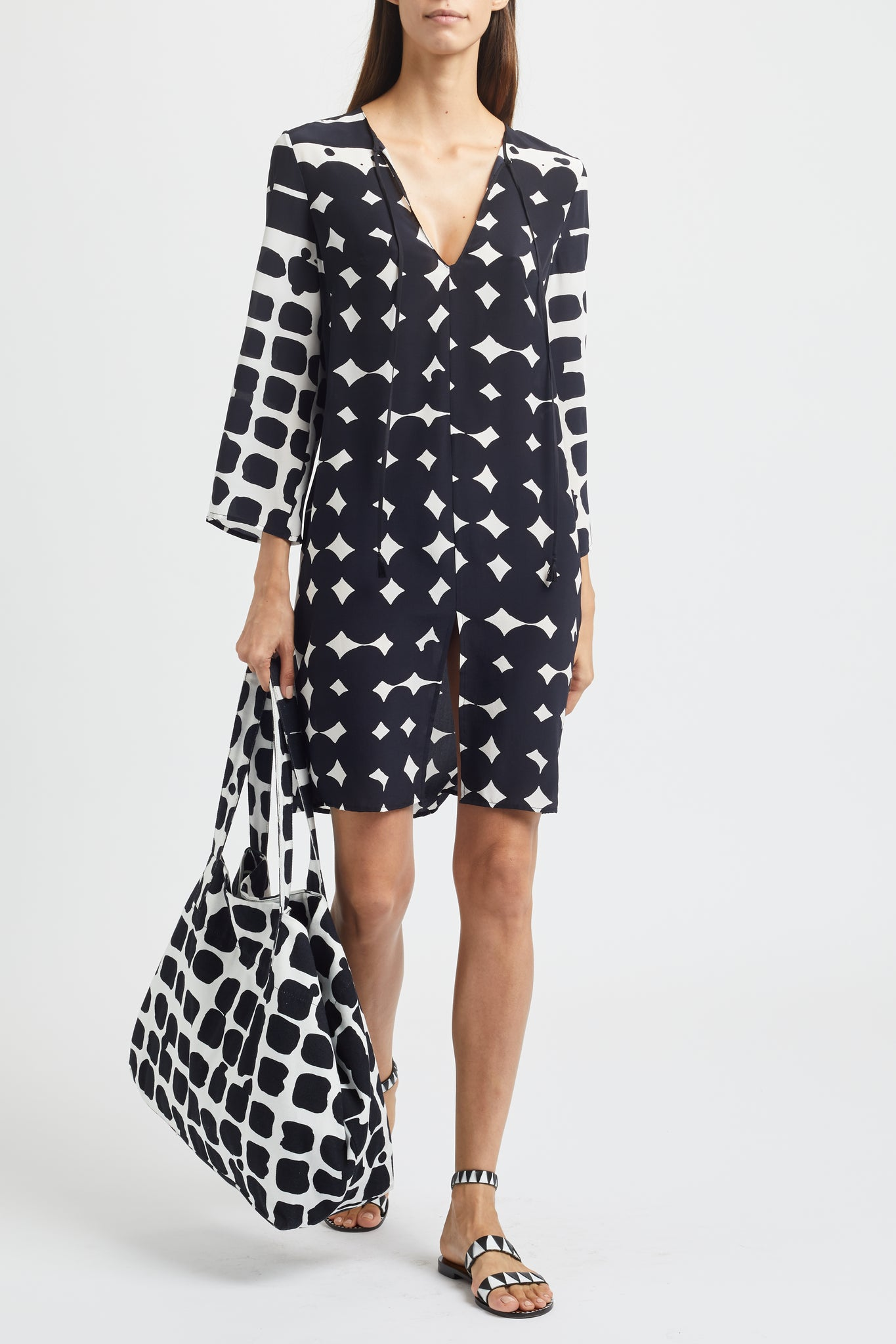 Jasmine Tunic Dress - Kalmar