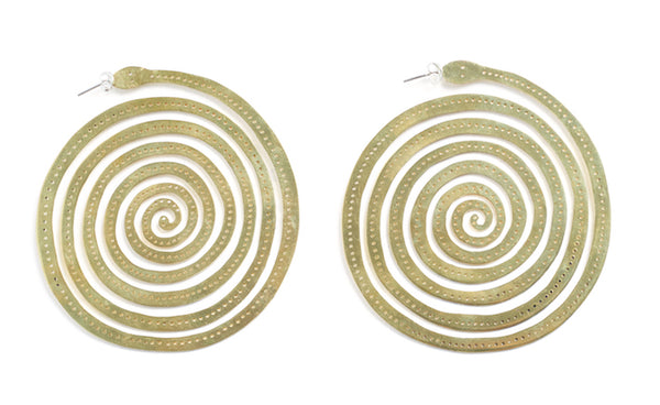 Round Earrings - Kalmar