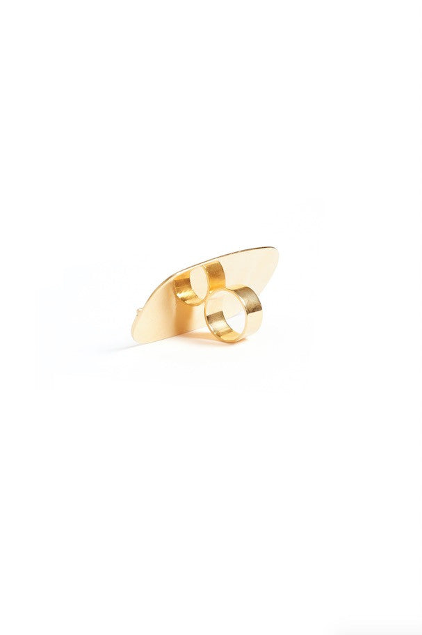 Long face ring - Kalmar