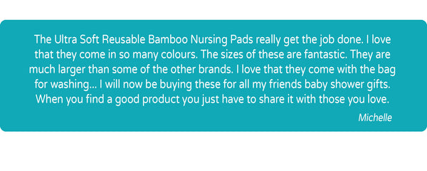 Bamboo Basix - Breast pads review