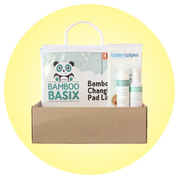 """Change Maker"" Gift Set - Bamboo Basix"