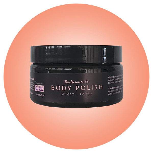 Body Polish 300g - Bamboo Basix