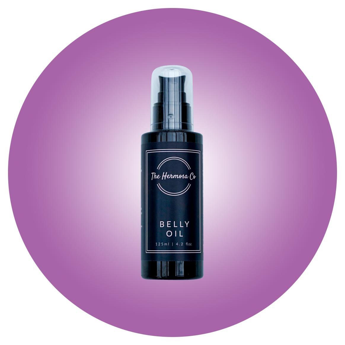 Belly Oil - Bamboo Basix