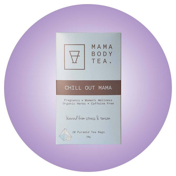 Chill Out Mama Tea - Bamboo Basix