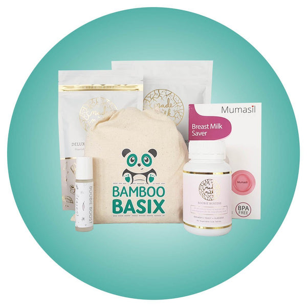 More Milk Bundle + FREE SHIPPING - Bamboo Basix