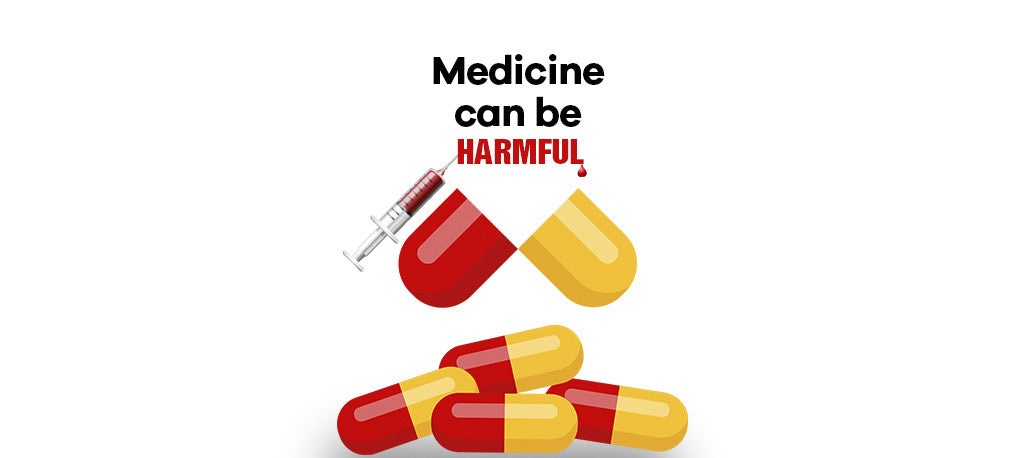 Medicines can be Harmful