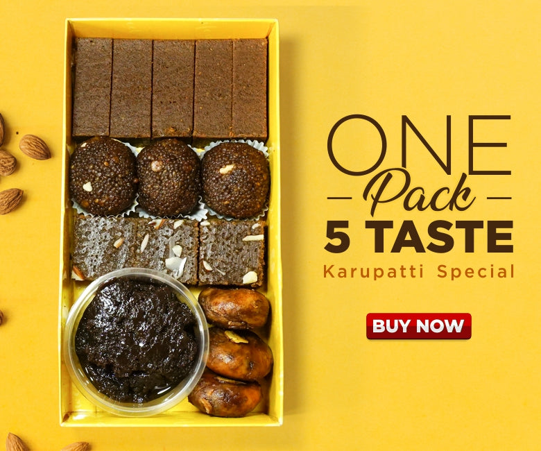 Karupatti Special - One Pack Five Taste