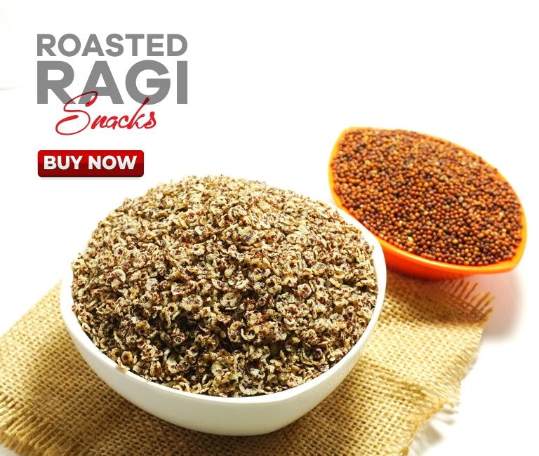 Ragi Snacks - Kids Special