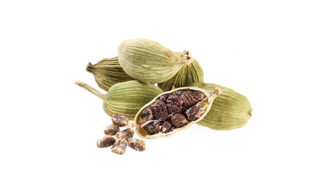 Cardamom - improves digestion,bad breath