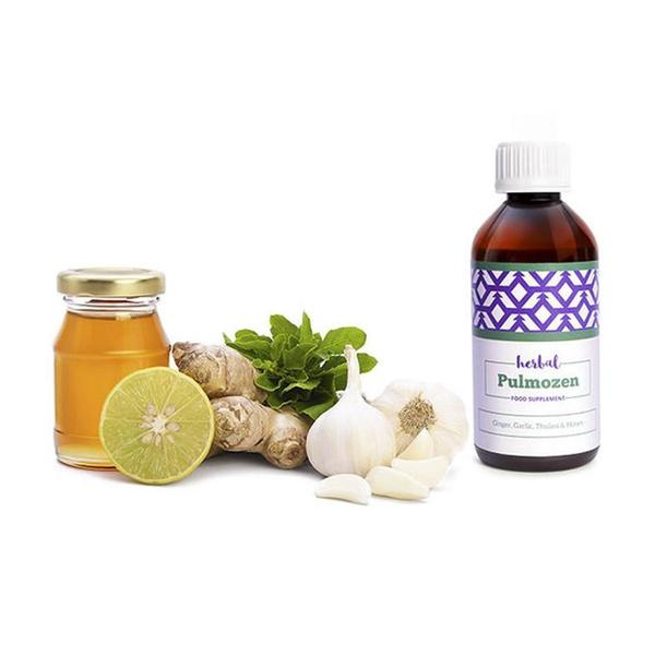 Pulmozen - Natural remedy for Cold and Cough