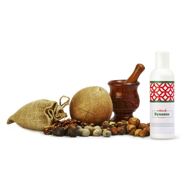 Synozen Herbal oil - Knee and joint pain