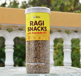 Ragi Snacks - No Preservatives - No Artificial Colors - Natural Snacks
