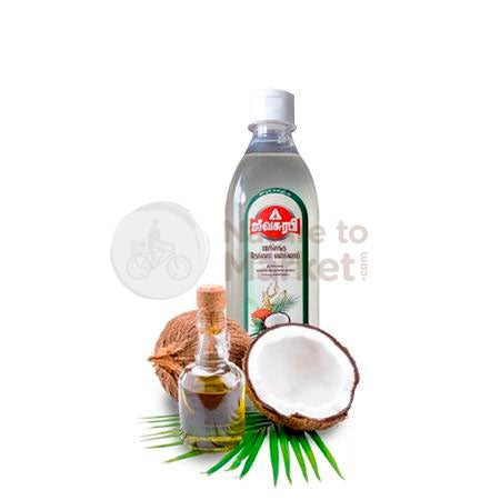 Marachekku Coconut Oil - Zen Herbal