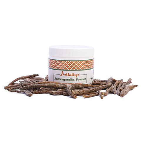 Ashwagandha (Detoxified) - Zen Herbal