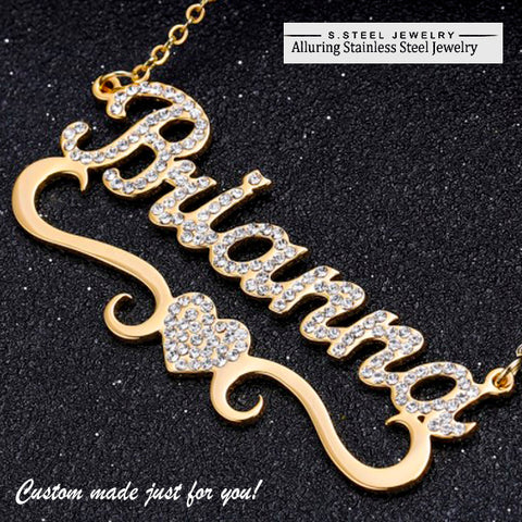 Cool Custom Name Necklace 6