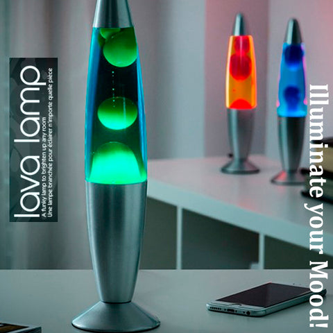 Cool Lava Wax Motion Lamps 7
