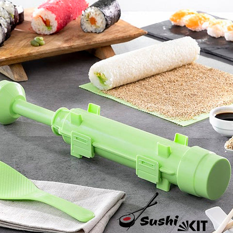 Professional All-in-one for Making Sushi at Home 4