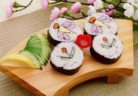 Professional all-in-one for making sushi at home 8