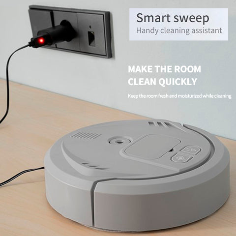 Smart Sweeping UV Robot with Humidifier 6