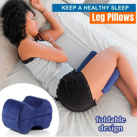 Therapeutic Leg Pillow for Side Sleeper 12