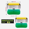 2-in-1 Creative Hand-Press Soap Dispenser 10