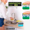 2-in-1 Creative Hand-Press Soap Dispenser 1