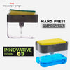 2-in-1 Creative Hand-Press Soap Dispenser 8