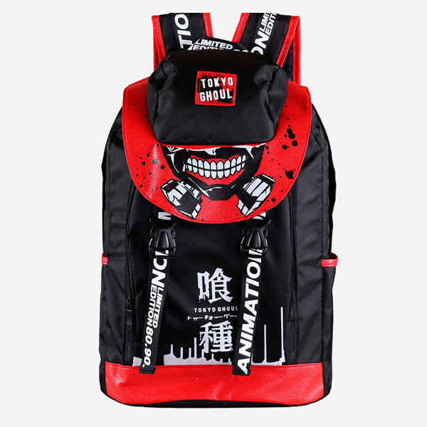 Anime Cartoon Backpack for Teenagers