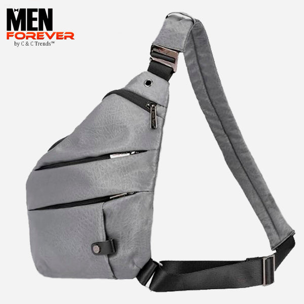 Anti-Theft Vintage Sling Bag for Men 4b