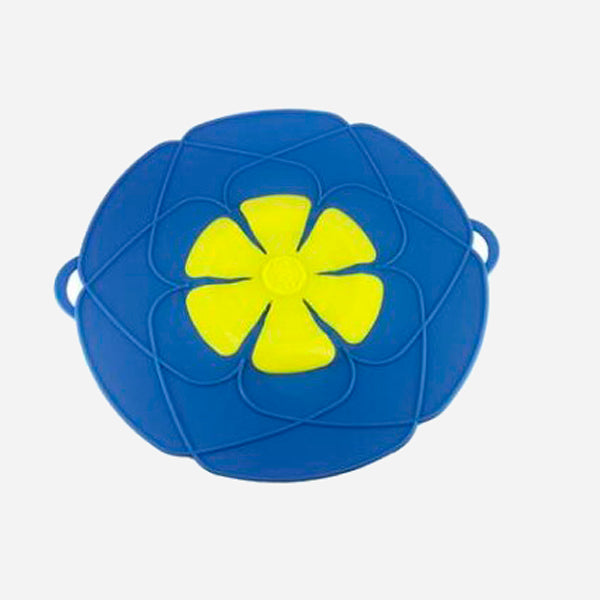Anti-spill Flower Silicone Cover