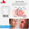 Anti Snore Magnetic Nose Clip 3